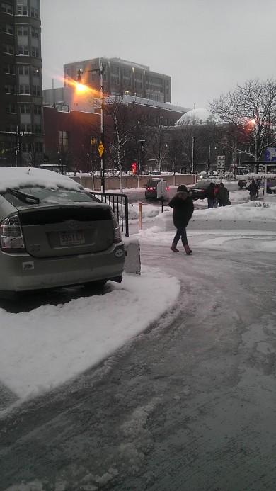 BU Snow Fail